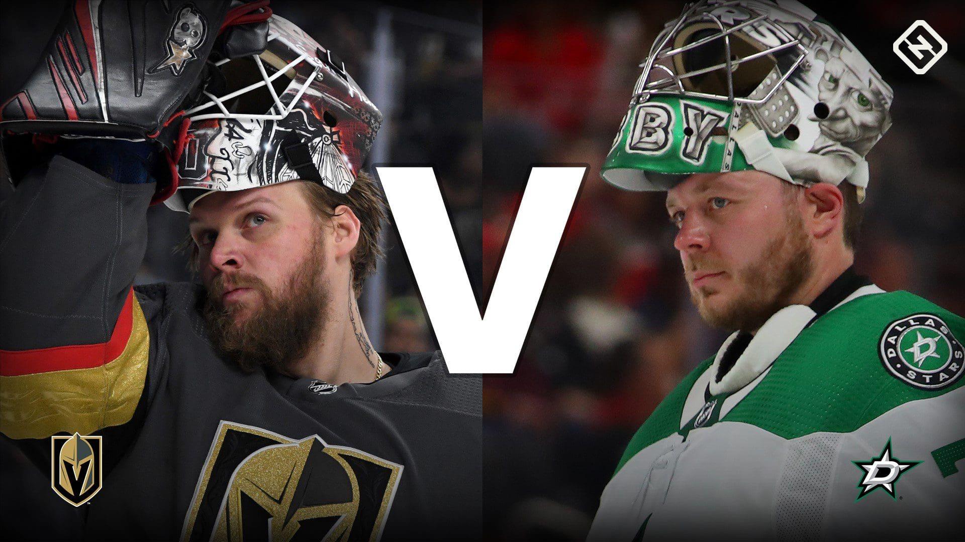 Golden Knights vs Stars