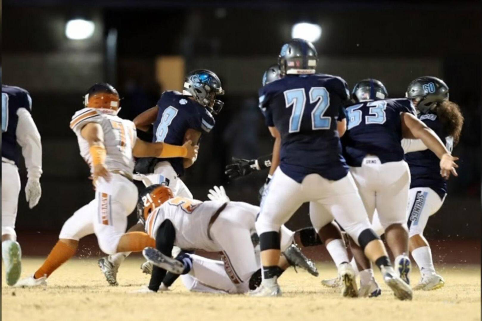 702 high school football preview: canyon springs