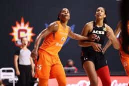 WNBA Playoff Preview: Aces vs Sun - Game 2 - 9/22/2020