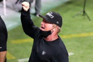 Raiders vs Saints