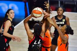 FSM Essential Recap: Aces vs Sun - WNBA Western Conference Final - Game 2 - 9/22/2020