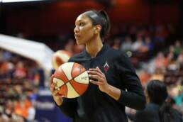 WNBA Playoff Preview: Aces vs Sun - Game 4 - 9/27/2020