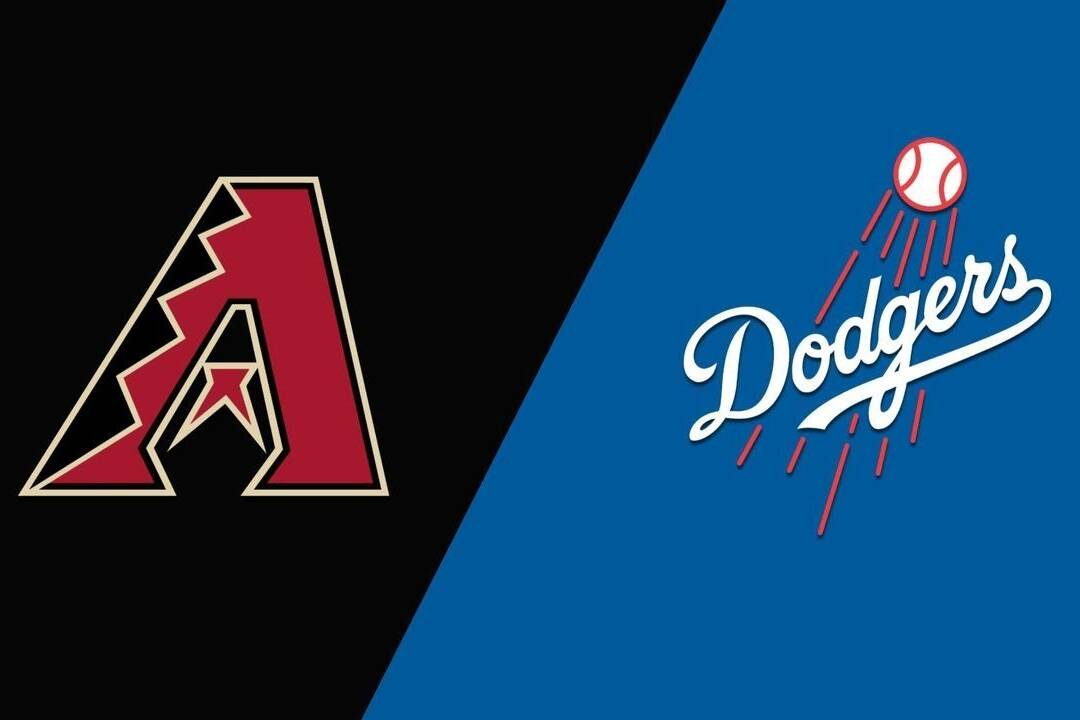 Dodgers vs Diamondbacks