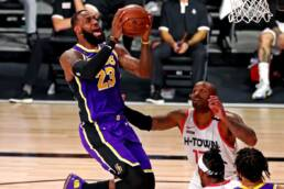 FSM Essential Playoff Recap: Lakers vs Rockets - Game 1 - 2020