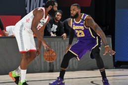 FSM Essential Playoff Preview: Lakers vs Rockets - Round 2 - Game 2