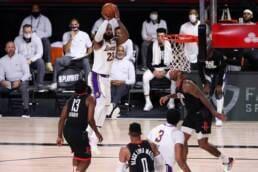 Lakers vs Rockets