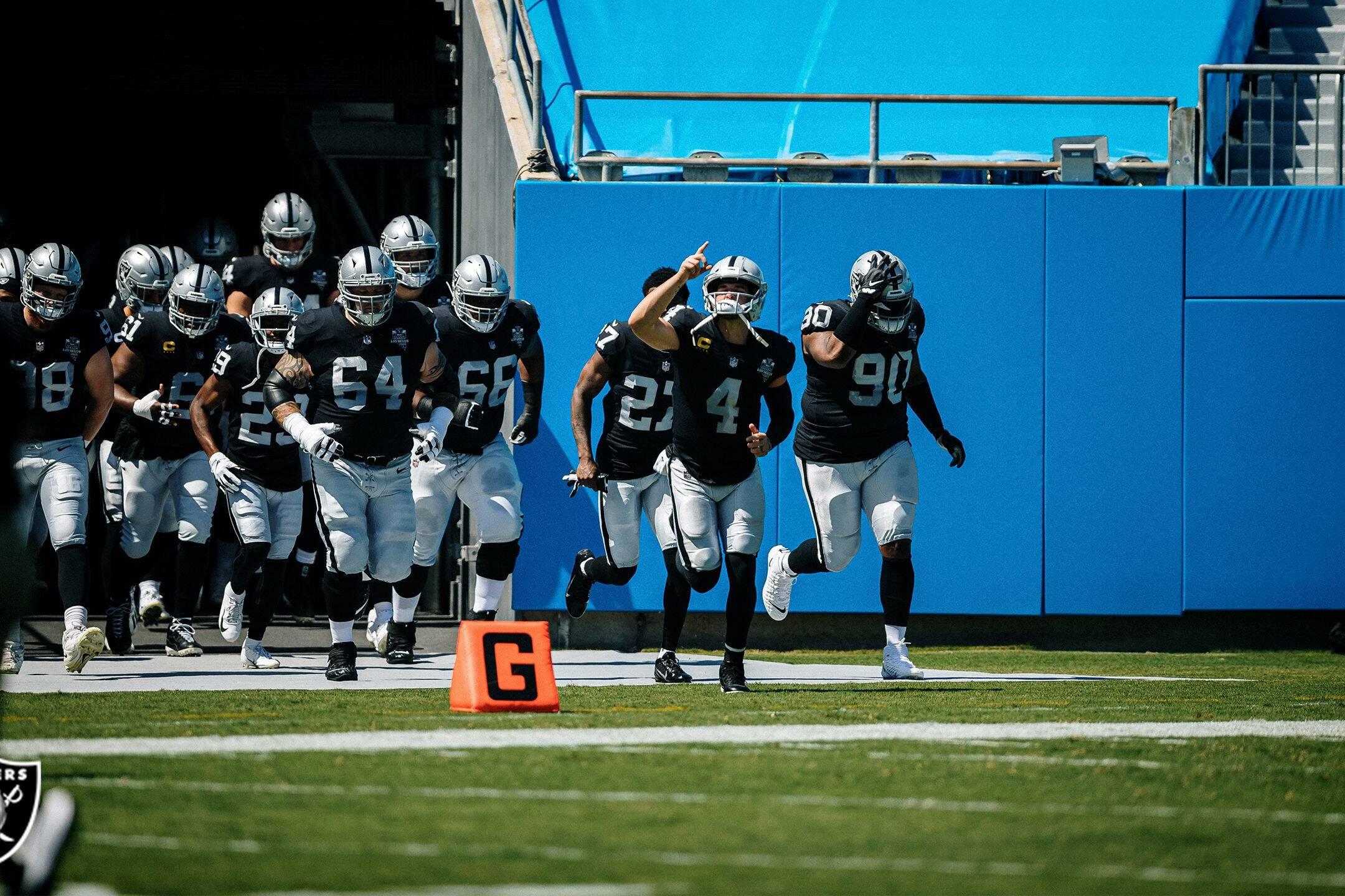 Raiders Weekly