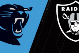New Game Preview: Raiders vs Panthers - Week 1 - 9/13/2020