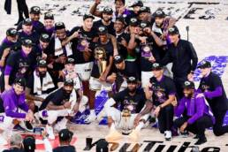 The Los Angeles Lakers: 2020 NBA World Champions