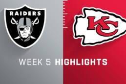 FSM Essential Game Recap: Raiders vs Chiefs - Week 5