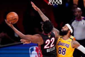 Lakers vs Heat NBA Finals Game 4 Highlights