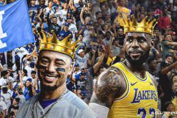 WWJD #27: Dodgers and Lakers Recreate '88