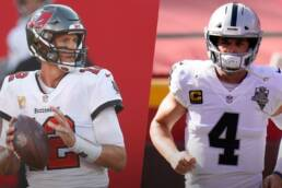 New Game Preview: Raiders vs Buccaneers - Week 7