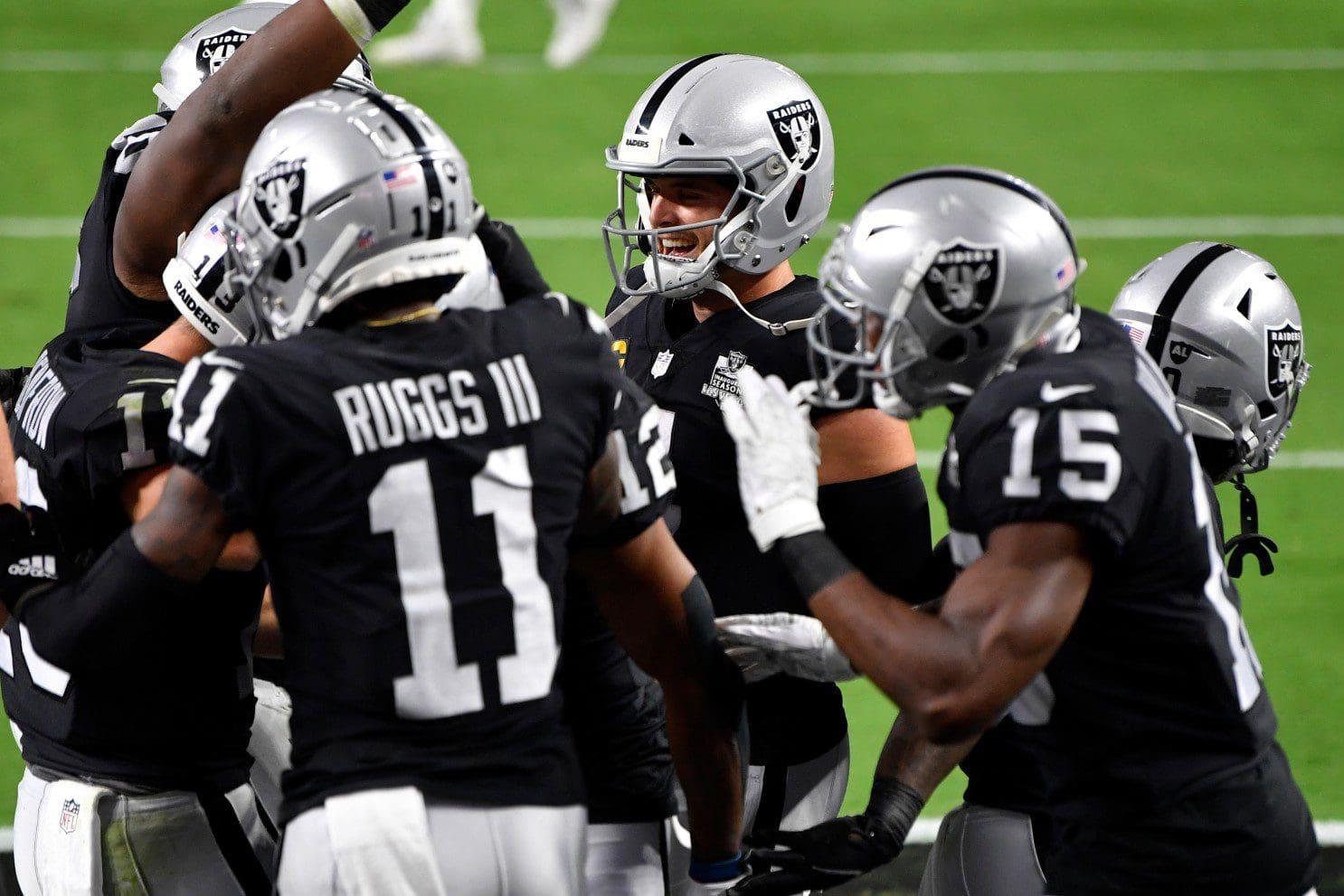Raiders vs Buccaneers Raiders report