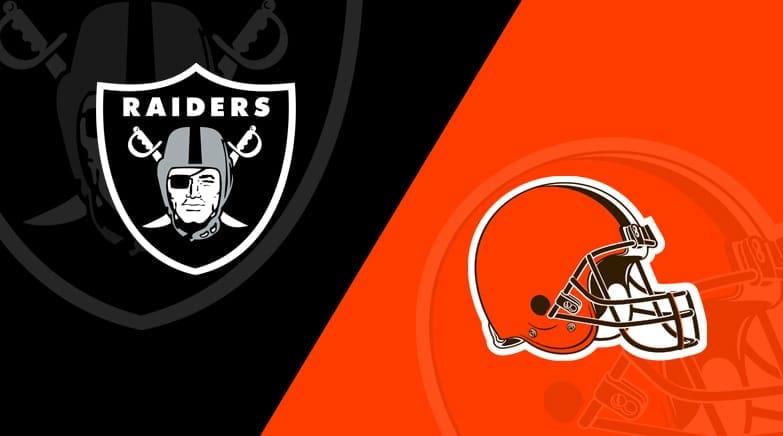 Raiders vs Browns