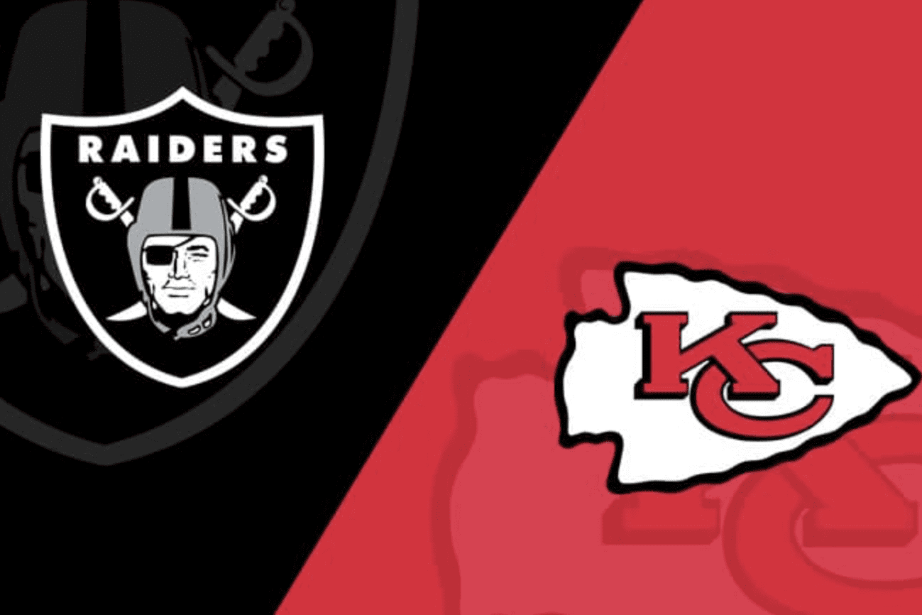 New Game Preview: Raiders vs Chiefs - Week 5