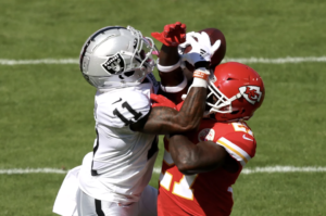 Raiders vs Chiefs
