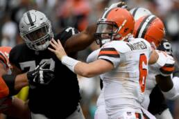 New Game Preview: Raiders vs Browns - Week 8