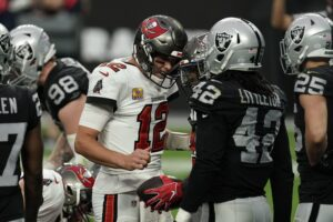 Raiders vs Buccaneers