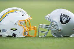 New Game Preview: Raiders vs Chargers - Week 9
