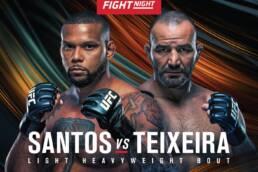 Santos vs Teixeira