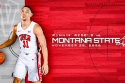 FSM Essential Recap: Runnin' Rebels vs Montana State Basketball - Game 1