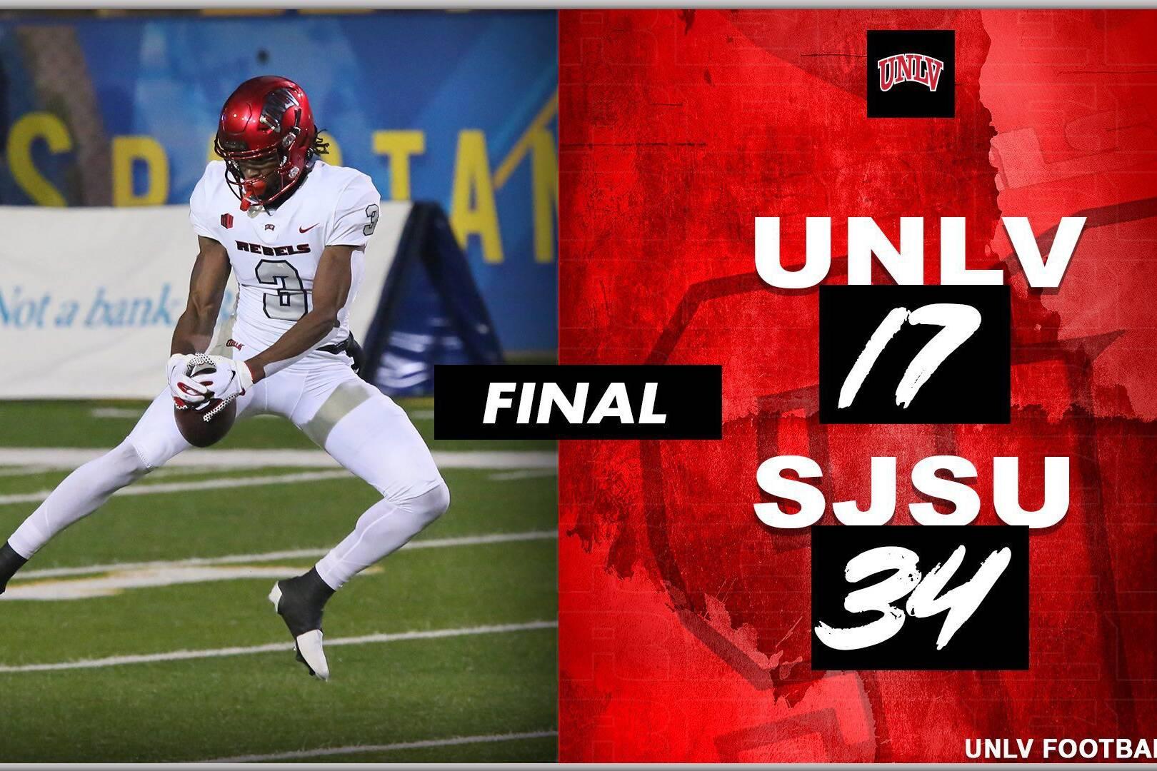 UNLV vs San Jose State