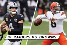 FSM Essential Recap: Raiders vs Browns - Week 8