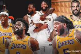 Lakers Offseason 2020: How the Lakers Lineup Will Look