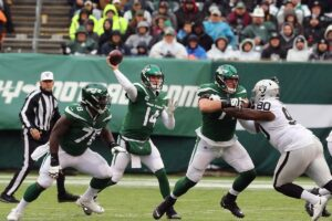 Raiders vs Jets