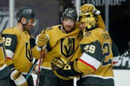 Golden Knights vs Coyotes
