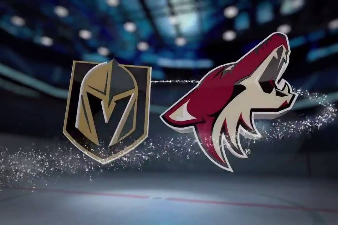Golden Knights vs Coyotes