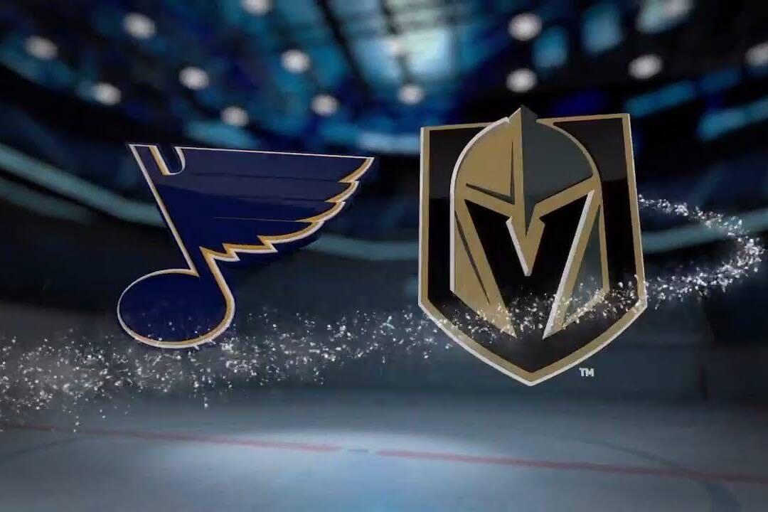 Golden Knights vs Blues
