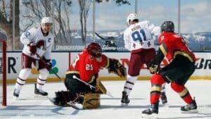 Golden Knights vs. Avalanche