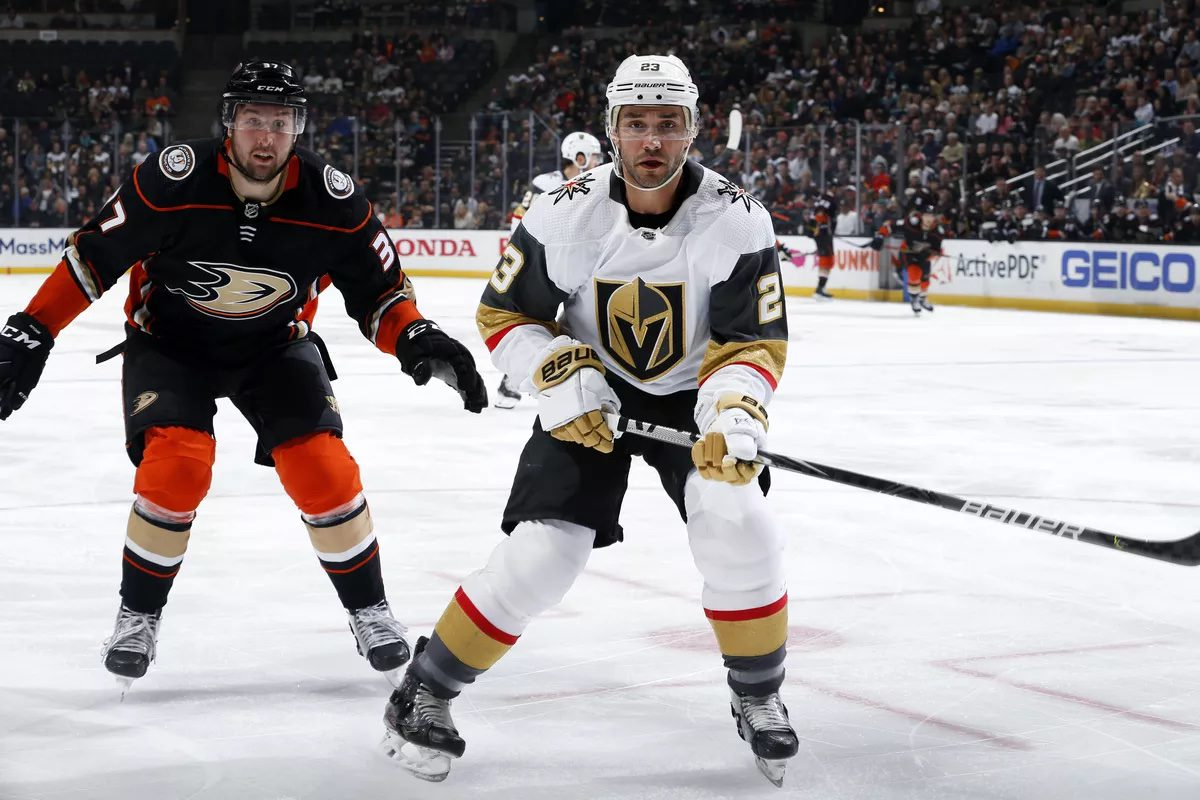 Golden Knights vs Ducks