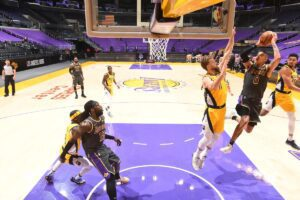 Lakers vs Pacers