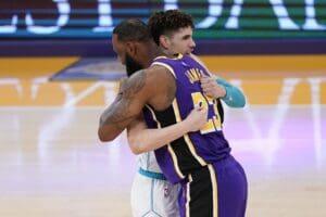 Lakers vs Hornets