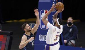 Lakers vs Mavericks