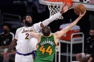 Lakers vs Jazz