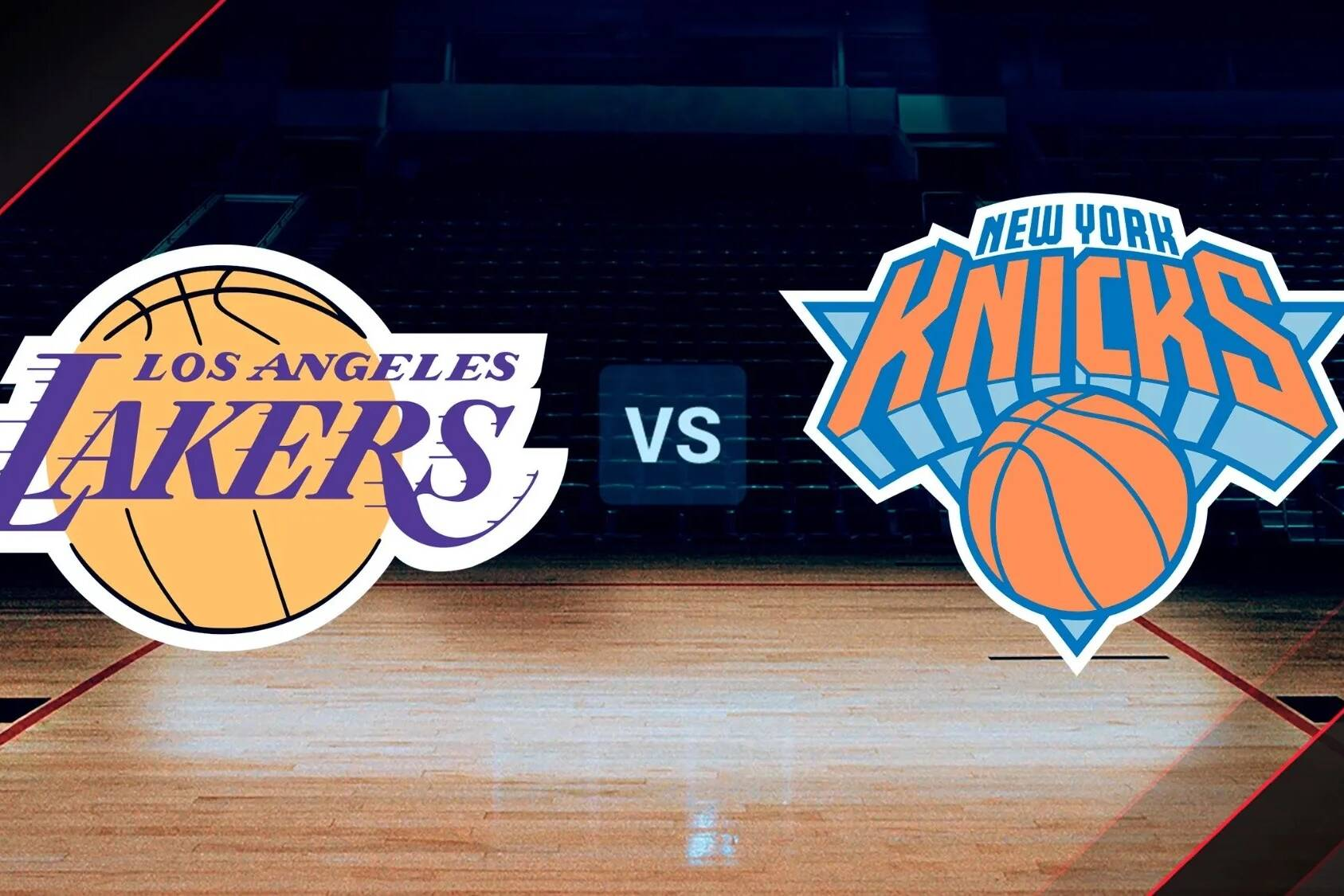 Lakers vs Knicks