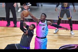 Lakers at Heat