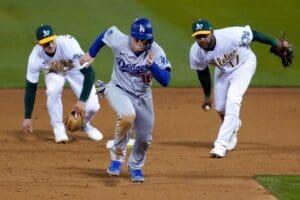 Dodgers vs Athletics