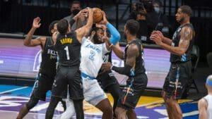 Lakers vs Nets
