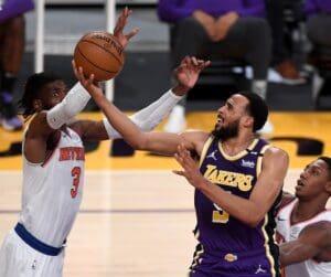 Lakers vs Knicks