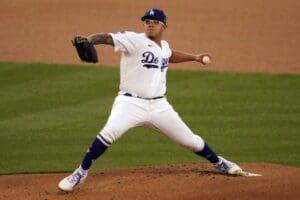 Dodgers vs Mariners