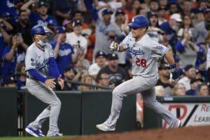 Dodgers vs Astros