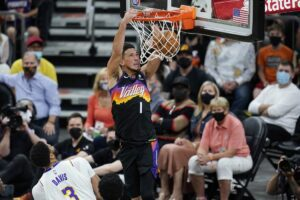 Lakers vs Suns