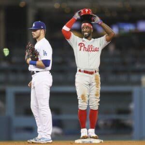 Dodgers vs Phillies