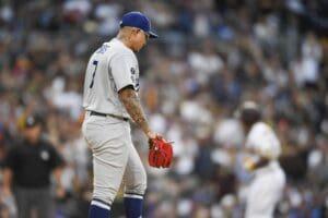 Dodgers vs Padres