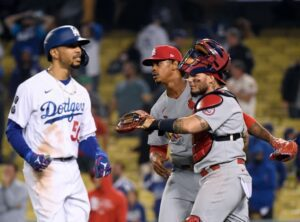 Dodgers vs Cardinals